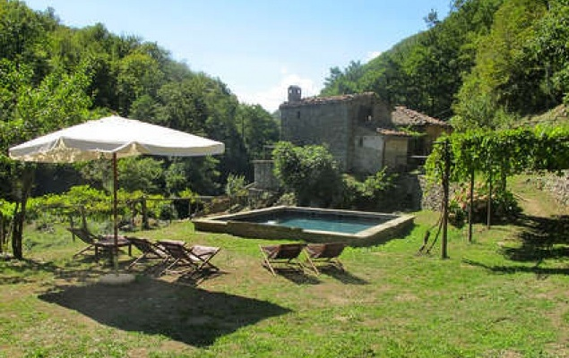 Unique opportunity watermill in Garfagnana, Lucca