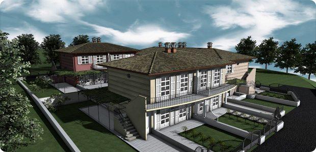 foto Appartamenti recentemente costruzioni poste nella zona di Pian Coreglia,…