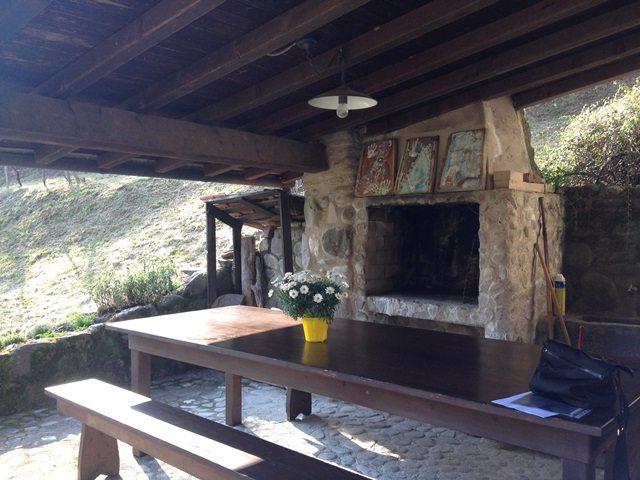 foto Casa rustica, molto curata nei dettagli,  posto tranquillo nella zona vicino a Tereglio, near  Coreglia Anteminelli.