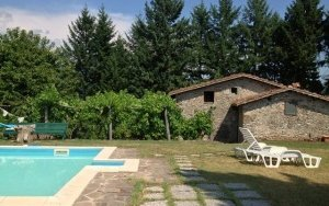 Country house/Farmhouse a Barga
