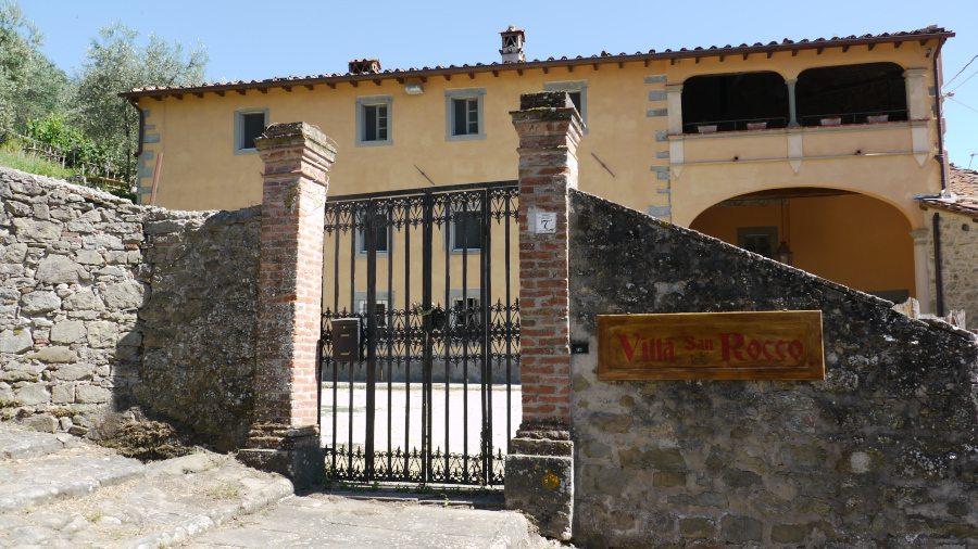Residence vendita BAGNI DI LUCCA (LU) - 7 LOCALI - 500 MQ