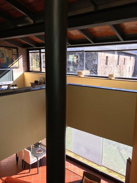 foto Moderna casa con giardino e viale privati in zona residenziale a Pian di Coreglia, comune di Coreglia Antelminelli