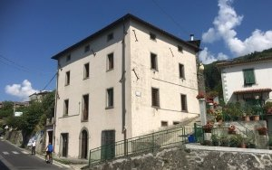 Palazzo a San Romano in Garfagnana