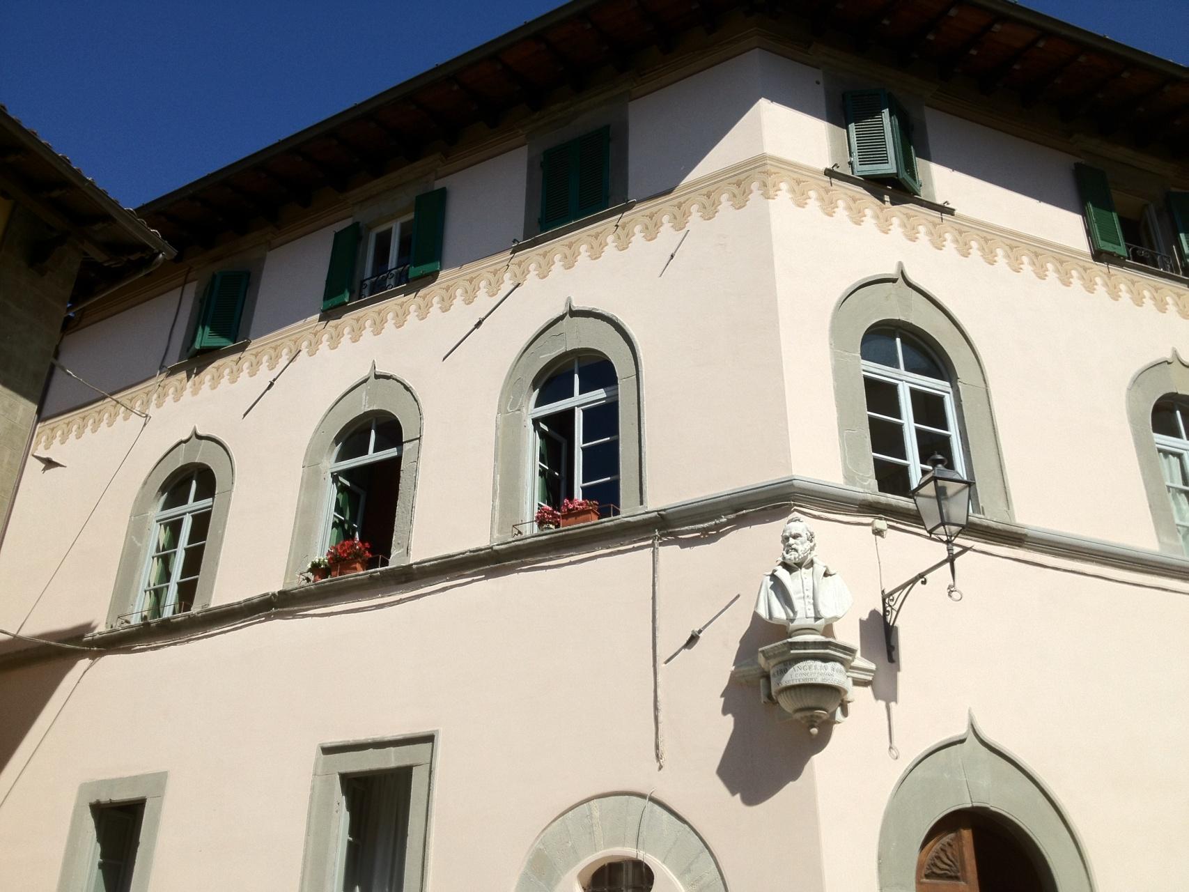 foto Piano nobile in un palazzo storico di Barga