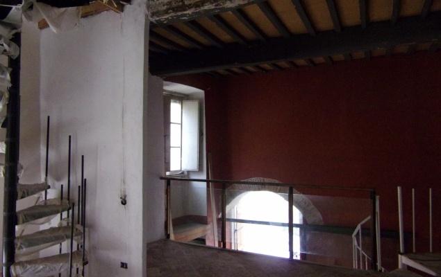 Tuscan loft