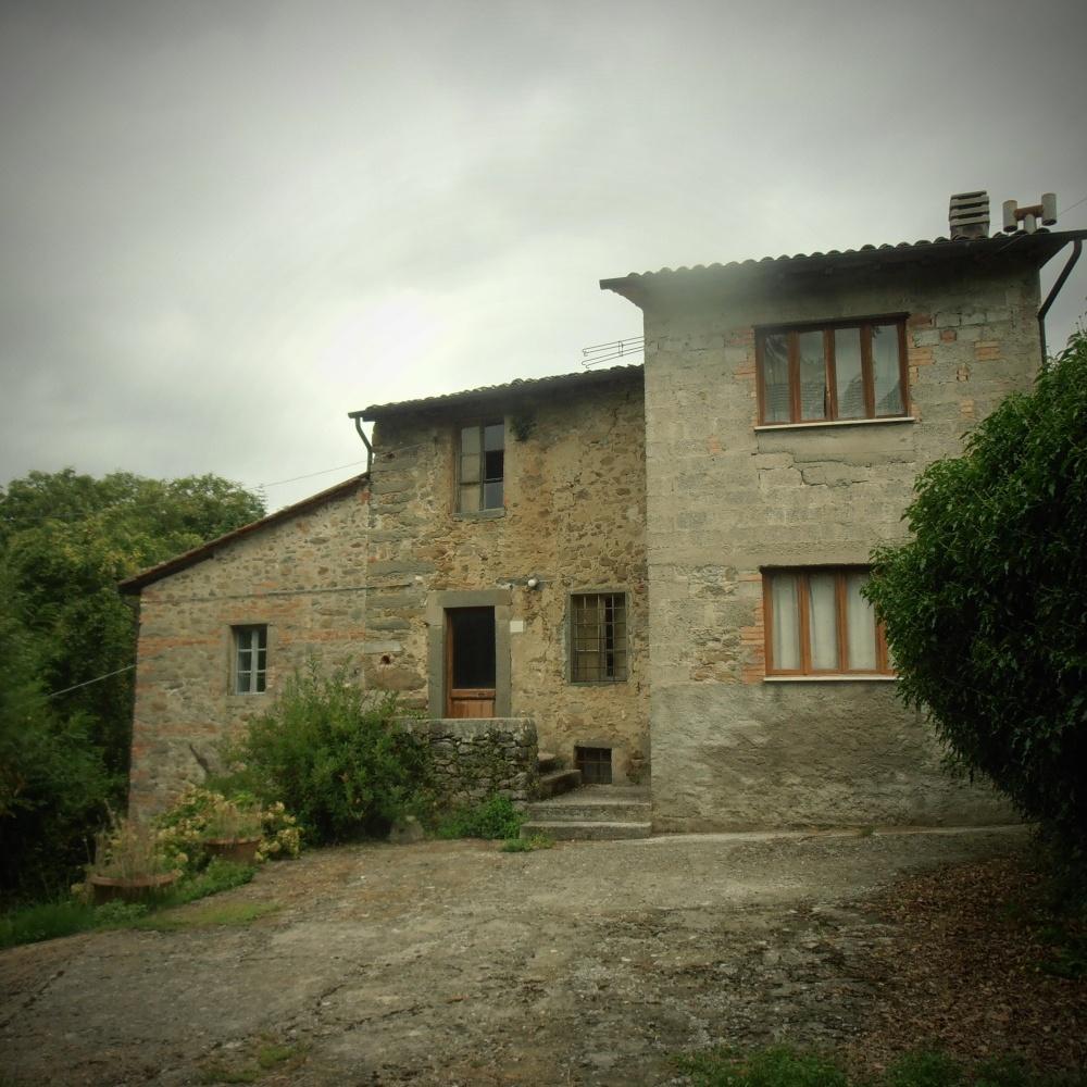 foto Edificio con annesso e terreno posto in una zona piacevole di Barga, Lucca,