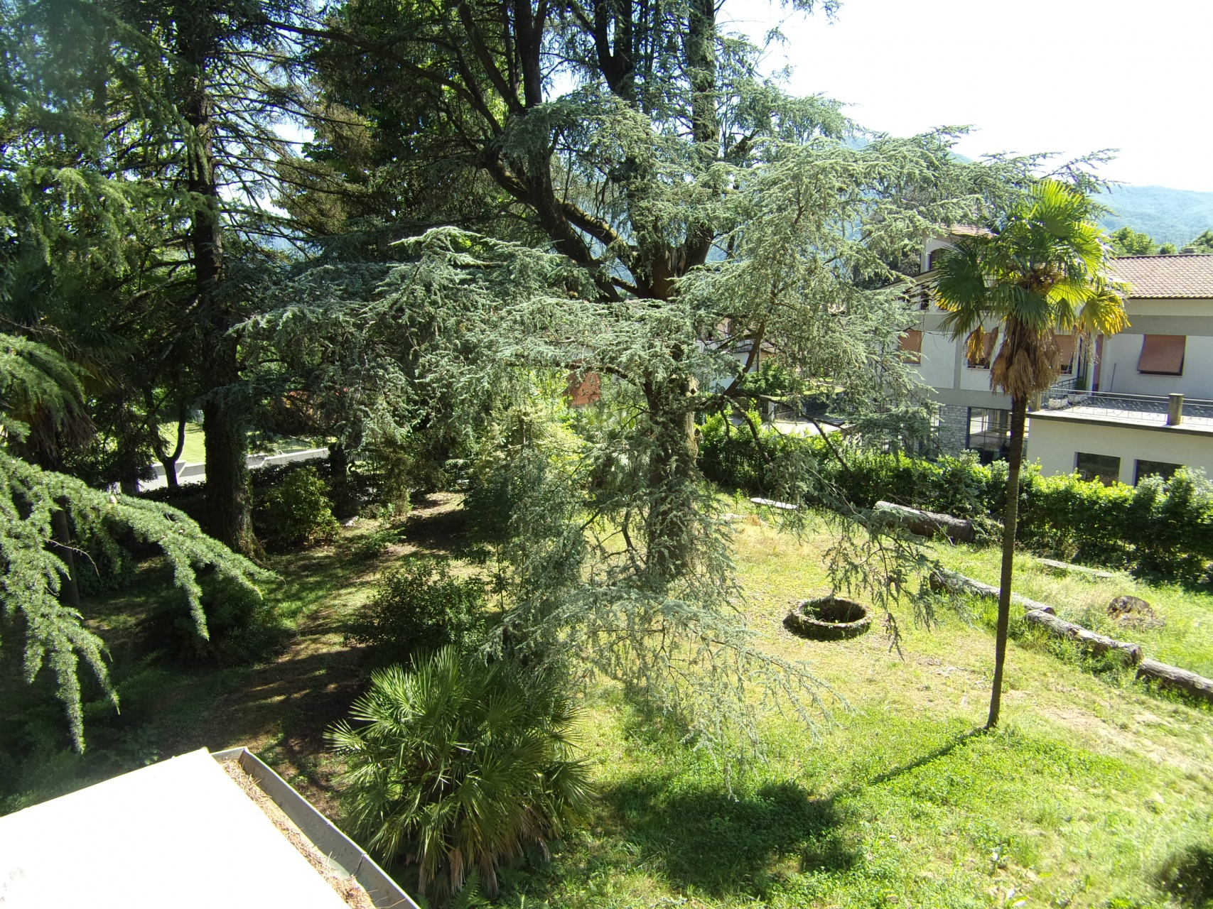 foto Grande villa in stile Liberty con giardini e annessi a pochi passi dal centro di Barga.