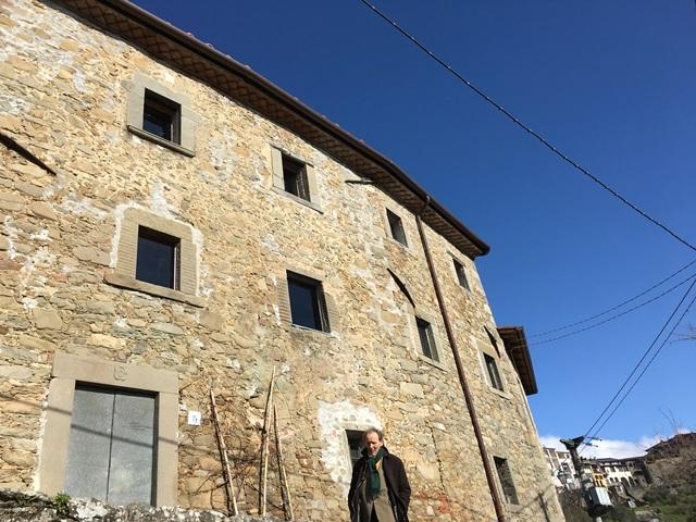 foto Bellissima restaurata viste panoramiche, Tereglio, Coreglia Anteminelli
