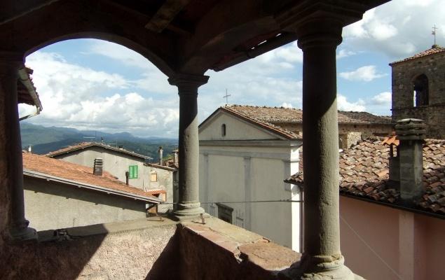 Town house in charming village in Garfagnana