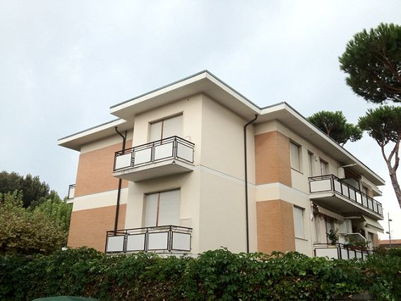foto Spazioso appartamento di 126mq con 4 balconi, eleganti giardini…